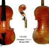 Violin Giuspeppe Fiorini 1923