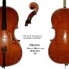 Cello Stefano Renzi 2010 - Mod. Montagnana- SR041P