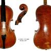 Violin Antonio Sgarbi Roma 1909