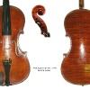 Violin Vincenzo Postiglione 1908 Napoli