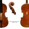 Violin Carlo Giuseppe Oddone Torino 1930