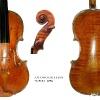 Violin Gagliano Giuseppe 1798