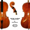 Cello by Stefano Renzi- Mod. Gore Booth Stradivari SR.f1